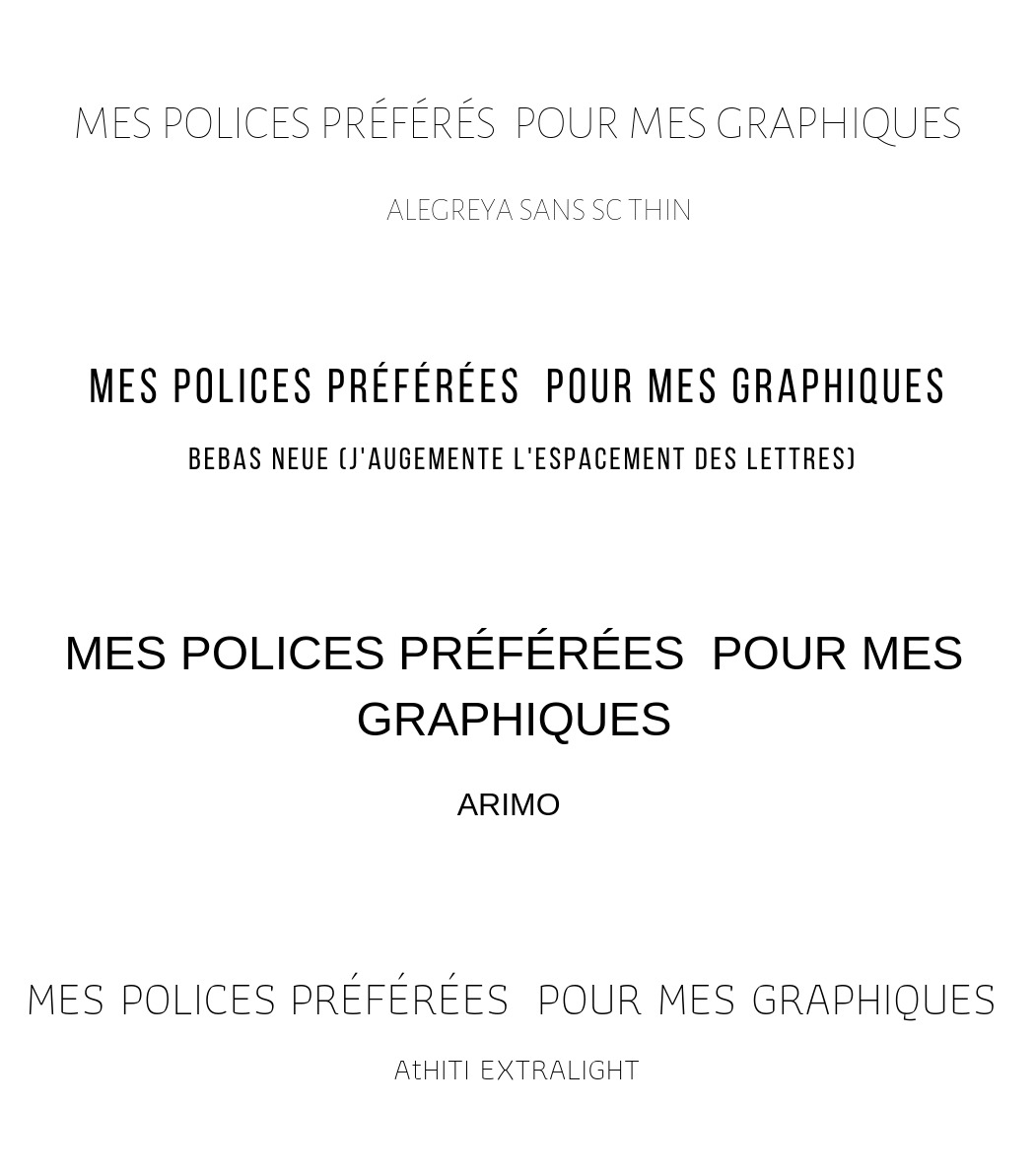 font police adobe graphique