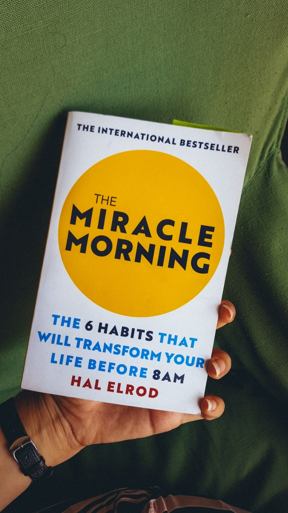 The miracle morning tout se joue avant 8h the 6 habits morning routine bestseller international